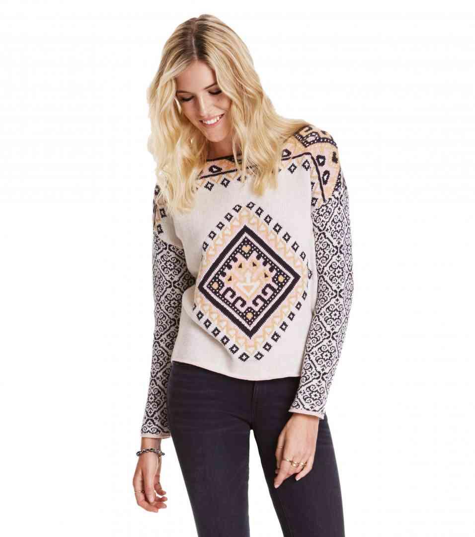 Плетені светри